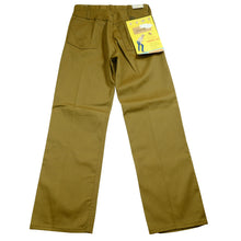 Load image into Gallery viewer, Vintage Deadstock Olive Wrangler Pre-Shrunk Cowboy Cut Pants