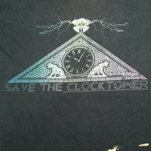 Vintage Original Back to The Future Graphic Tee