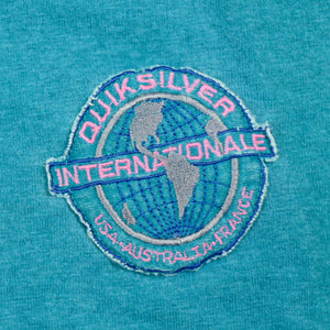 Vintage 90's Quicksilver Internationale Tee