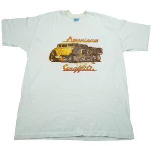 Vintage 80's American Graffiti Car Graphic Tee