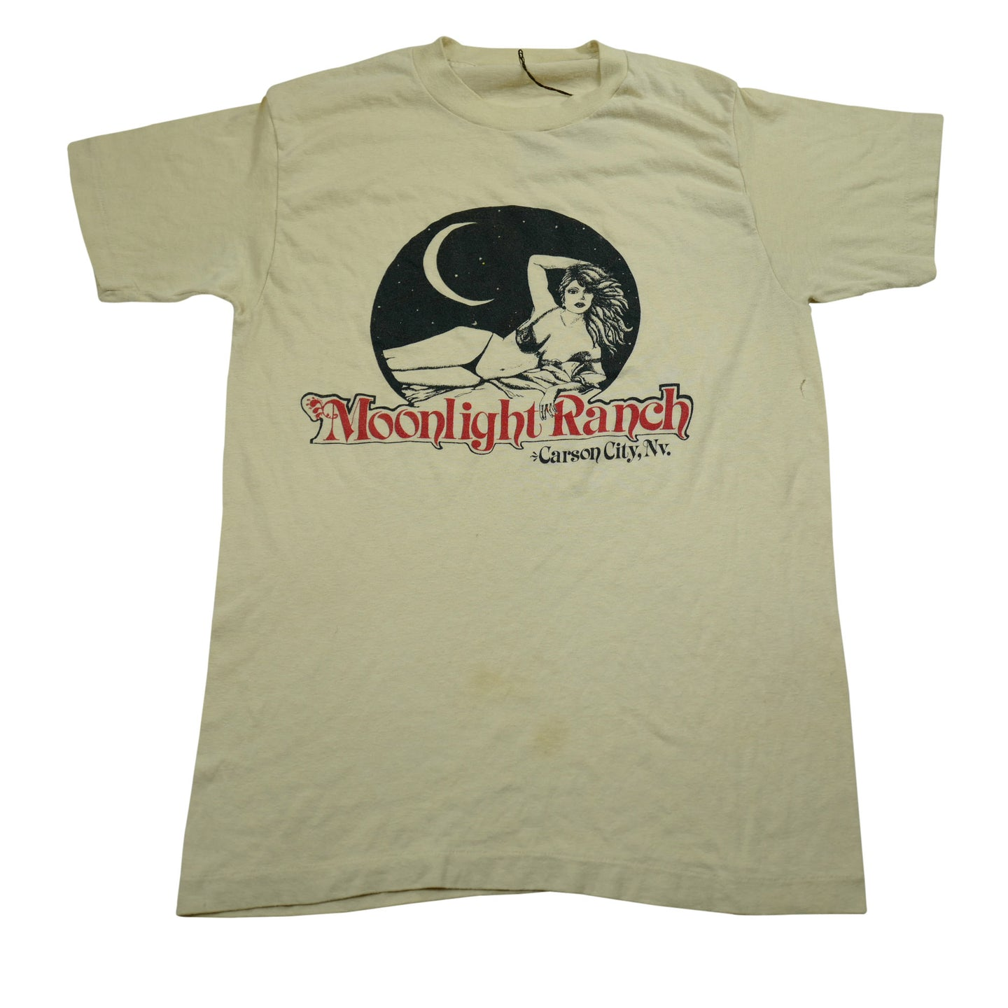 Vintage Moonlight Ranch Graphic Tee