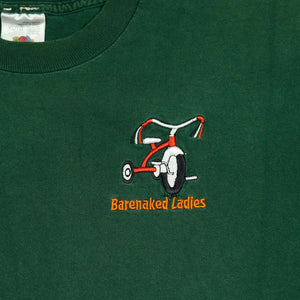 Vintage 90's Barenaked Ladies Tricycle Tee