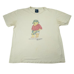 Vintage Beach Polo Bear by Ralph Lauren tee