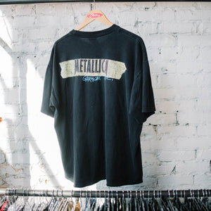 *RARE* 1998 Metallica Garage Inc. Metal Tee