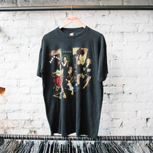 "Load image into Gallery viewer, 1996 Aerosmith ""Nine Lives Tour"" Tee"