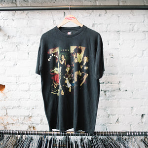 "1996 Aerosmith ""Nine Lives Tour"" Tee"