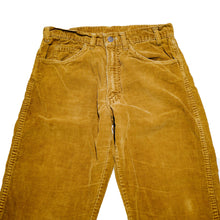 Load image into Gallery viewer, Levi's Big E White Tab Corduroy Pants
