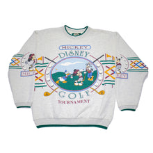 Load image into Gallery viewer, Mickey Disney Golf Tournament Sweatshirt