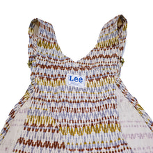Load image into Gallery viewer, Deadstock Vintage Lee Authentic Bib Overalls