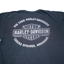Load image into Gallery viewer, Vintage Pig Trail Harley-Davidson Motorcycles Tee