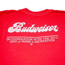 Load image into Gallery viewer, 1984 Budweiser Paddleball Classic Graphic Tee