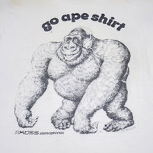 Load image into Gallery viewer, Go Ape Shirt KOSS Audio Promo Tee