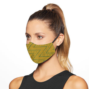 Cotton Womens 2 layers Face Mask by Banjara India (Assorted colours/designs)