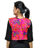 Keri Allover Kutchi Jacket-Pink
