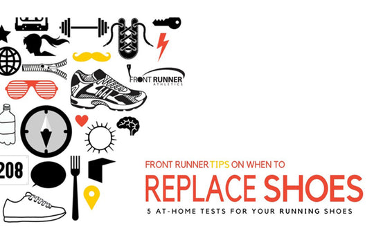 5 Tests – When To Replace Your Shoes