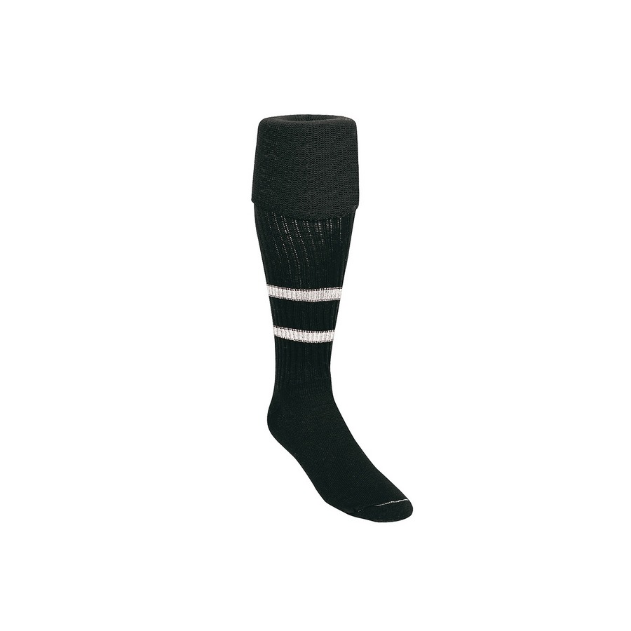 Kwik Goal 2 Stripe Referee Sock