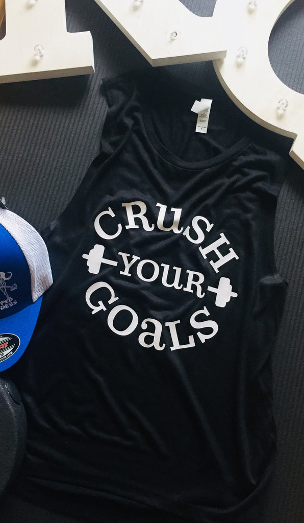CRUSH your Goals!