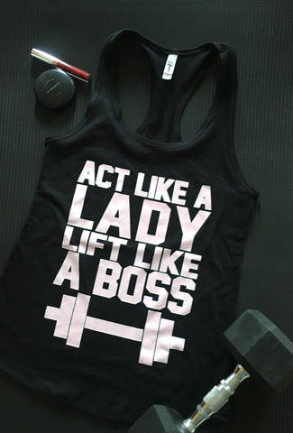 LIFT Like A BOSS
