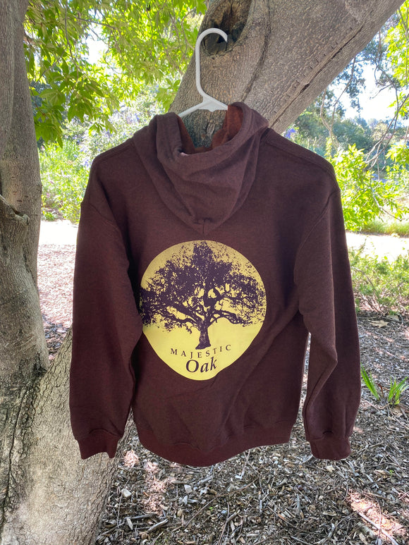 RSABG Majestic Oak Zip Up Sweatshirt