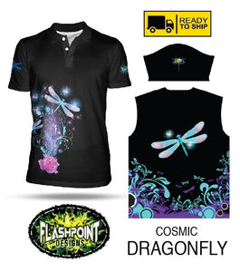 Cosmic Dragonfly