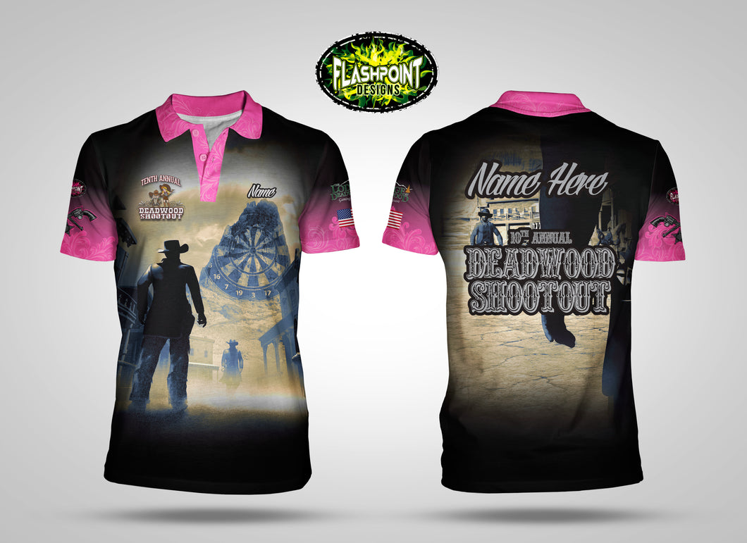 After Event - Deadwood Shootout 2020 - Pink