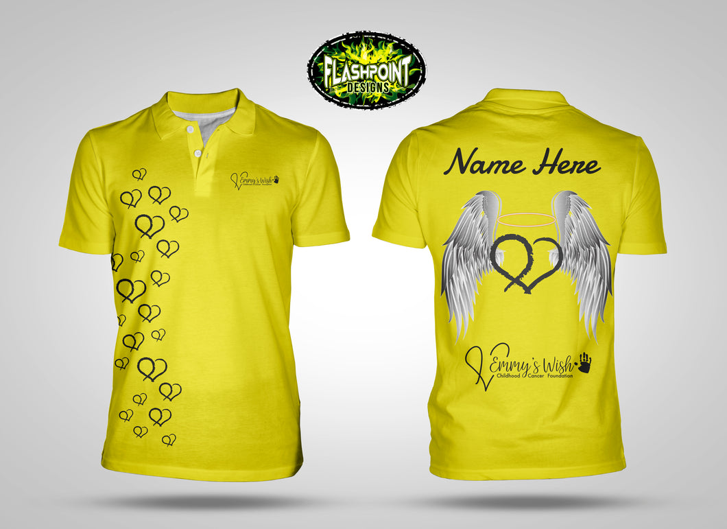 Emmy's Wish - Halo Yellow- Fundraiser