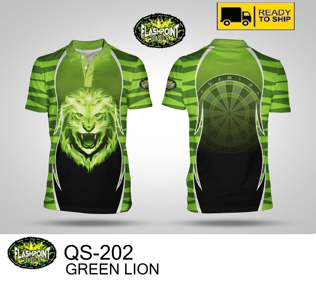 Green Lion RTS