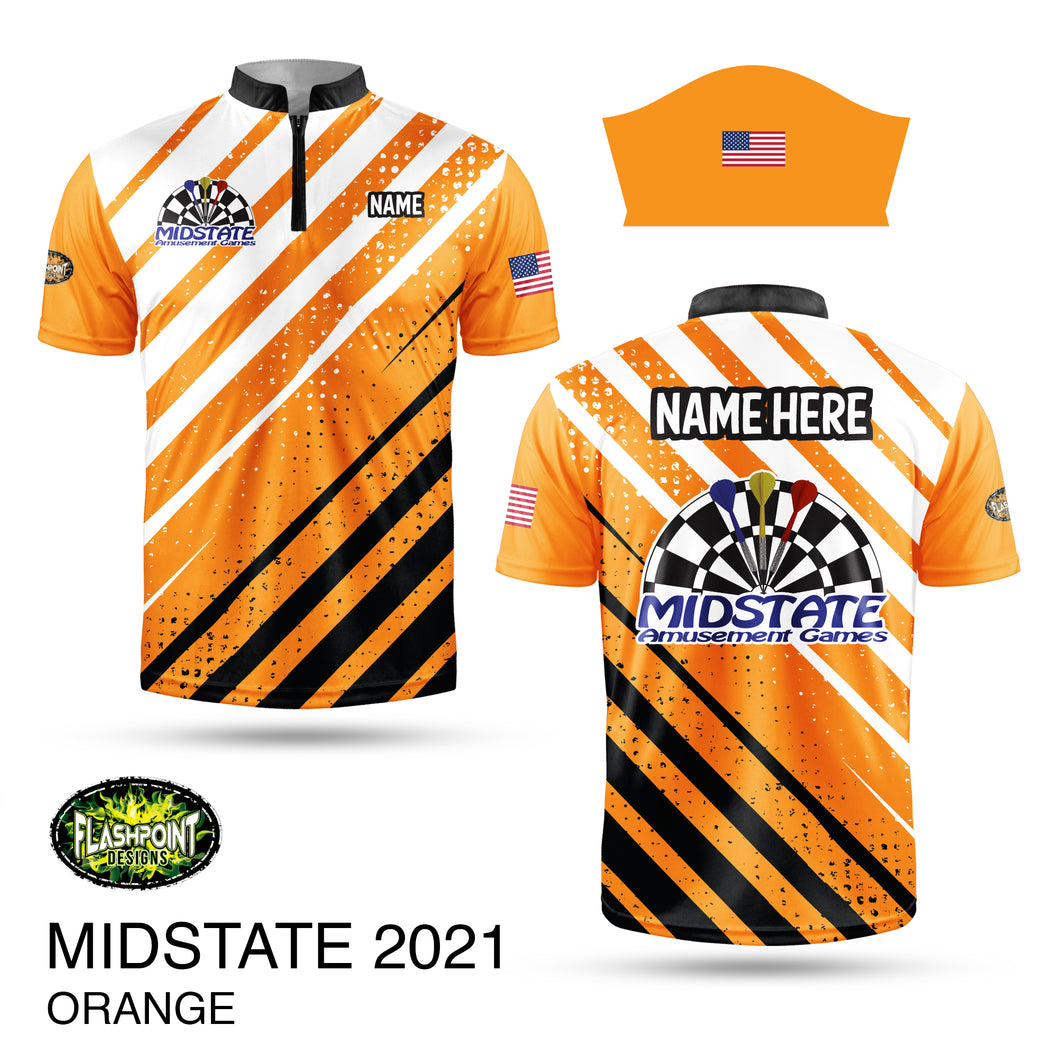 Midstate 2021 - Orange