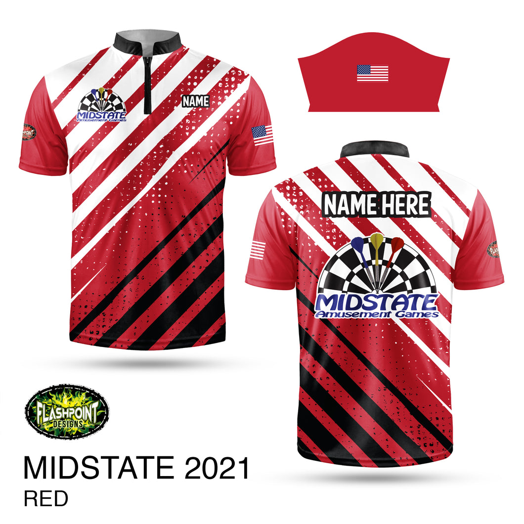 Midstate 2021 - Red