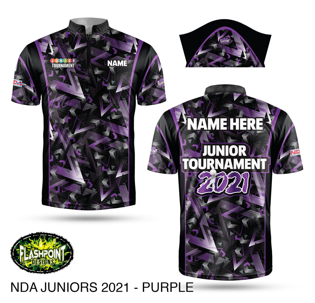 2021 NDA Junior Tournament - Purple