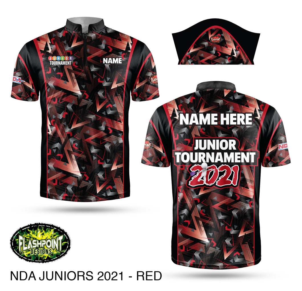 2021 NDA Junior Tournament - Red