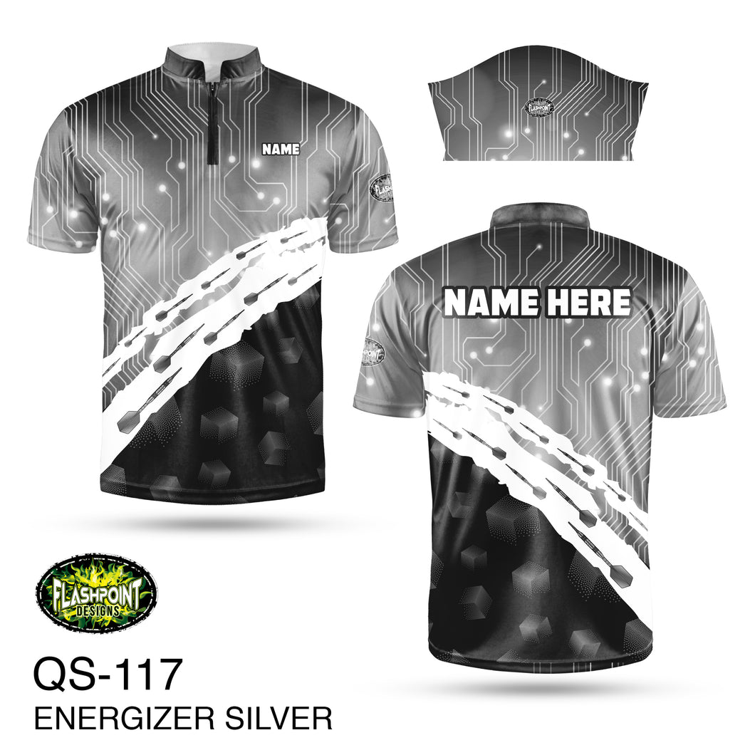 Energizer Silver - Personalized
