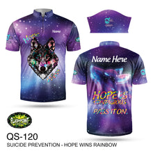 Load image into Gallery viewer, Suicide Prevention Hope Wins Rainbow - Fundraiser 2021- Bundle