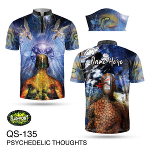 Psychedelic Thoughts - Personalized