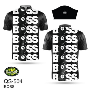 Boss -- Personalized