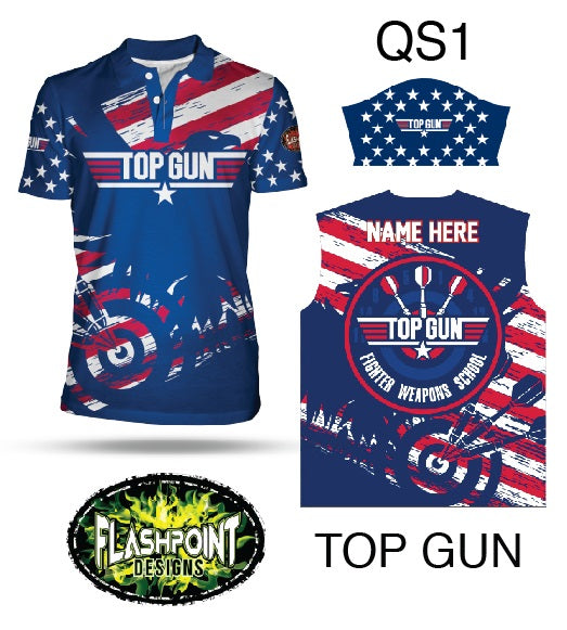 Top Gun - Personalized