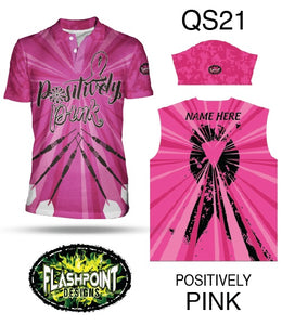 Positively Pink - Personalized