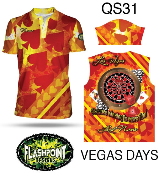 Vegas Days - Personalized