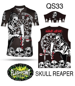 Skull Reaper - Personalized