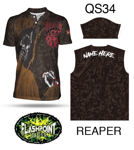 Reaper - Personalized