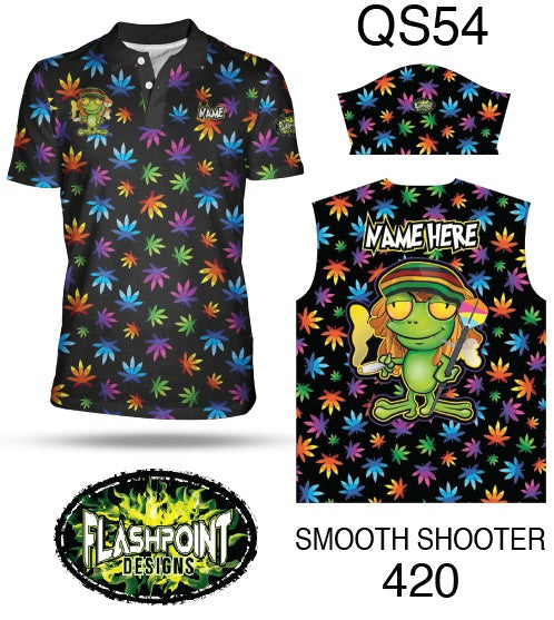 Smooth Shooter 420 - Personalized