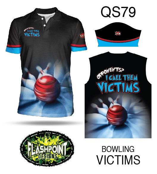 Bowling Victims - Personalized