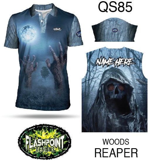 Woods Reaper - Personalized