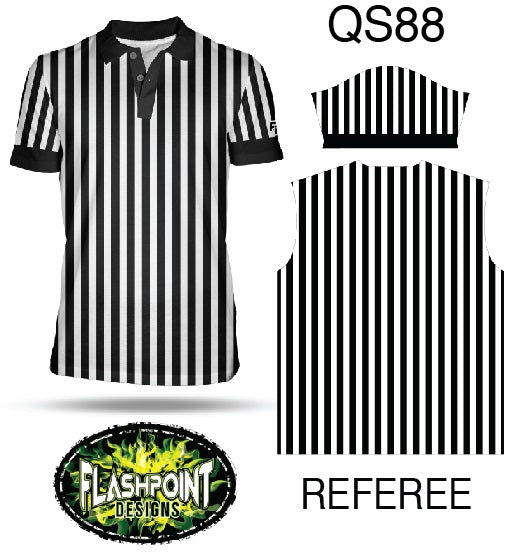 Referee - Personalized