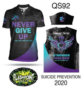 Suicide Prevention 2020 - Personalized