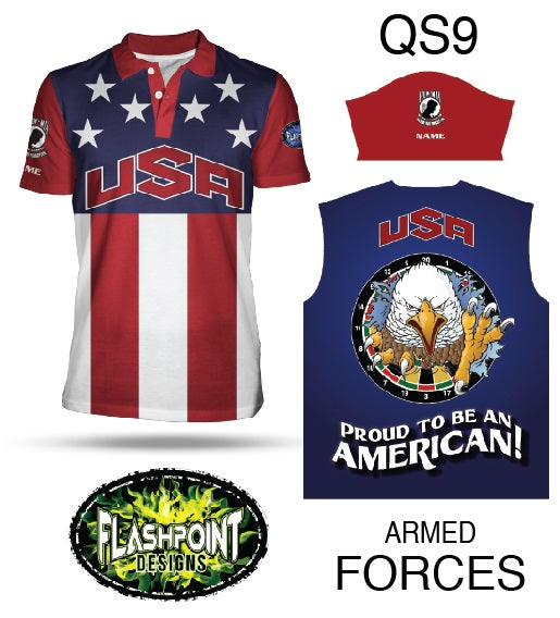 Armed Forces- Personalized