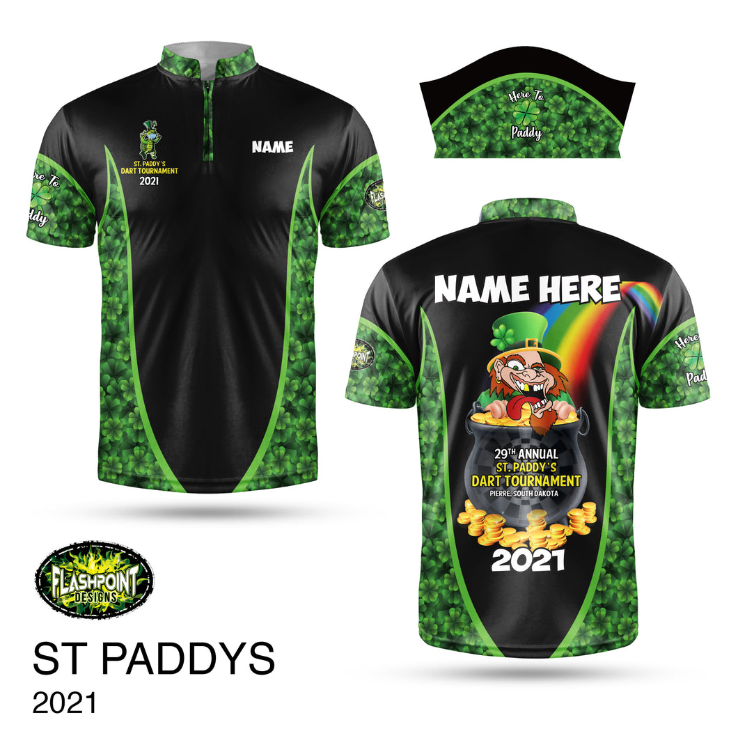 Pierre St. Paddy 2021 New Design Special