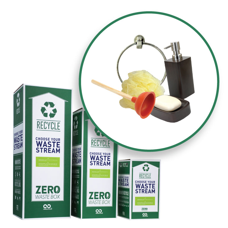 Bath and Shower Accessories - Zero Waste Box™