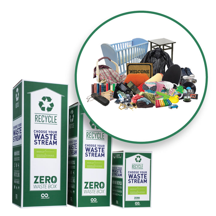 Bedroom Separation - Zero Waste Box™