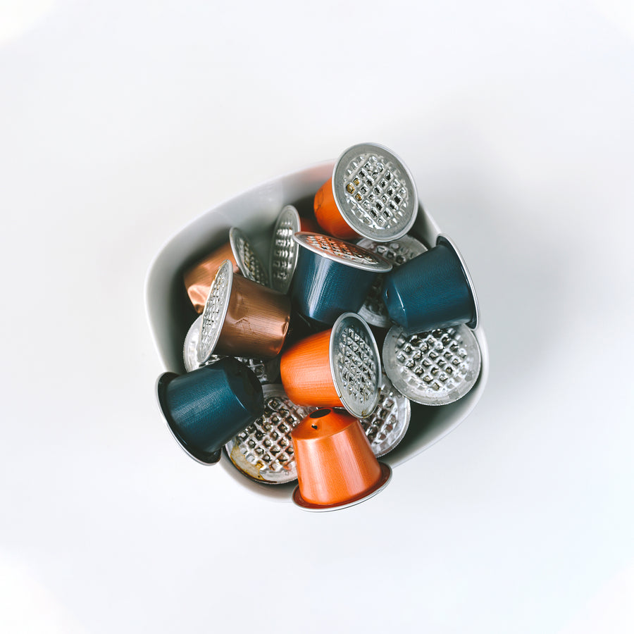 Recycle all your beverage capsules and pods